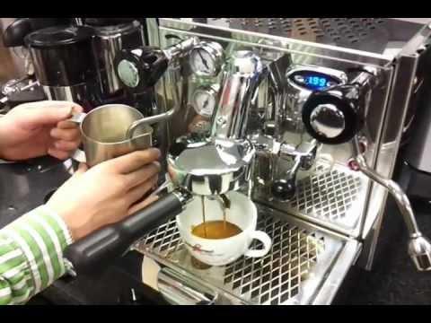 Izzo Alex Duetto II – espresso machine first review