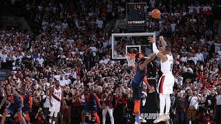 Damian Lillard Hits EPIC Game-Winner! | April 23, 2019 by NBA