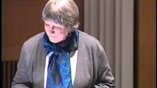 Dana (Donella) Meadows Lecture: Sustainable Systems (Part 1 of 4)