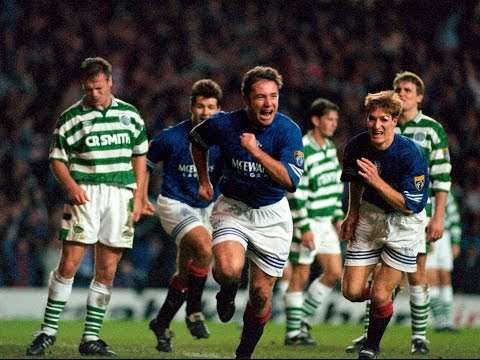 Classic Match! Rangers 3-3 Celtic (19/11/1995)