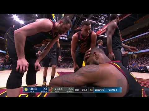 THCSPN Playoff Recap Cavs. vs Pacers Game 1