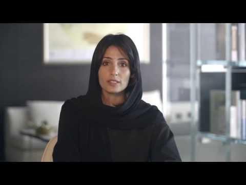 H.E. Razan Al Mubarak - Eye on Earth Summit 2015