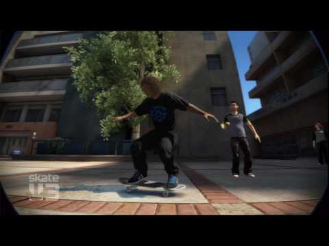 Skate 3 - Benny Fairfax Intro Video