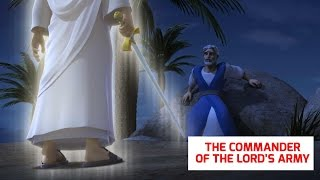 The Commander Of The Lord S Army   Superbook