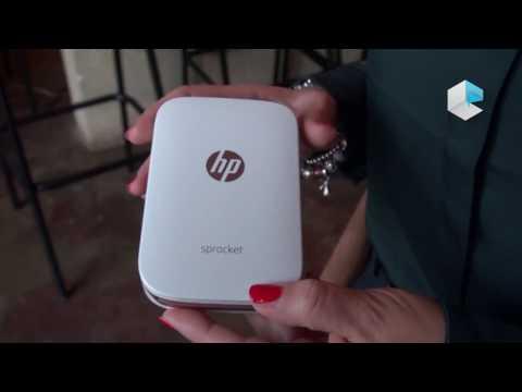 HP Sprocket stampante fotografica portatile