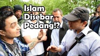 Video Penyombong Bertegas Islam Disebar Pedang Dibasuh Bro Mansur! MP3, 3GP, MP4, WEBM, AVI, FLV Mei 2019