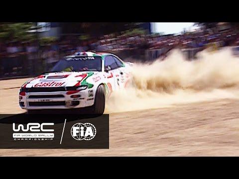 WRC History - Tour de Corse Winners / Review