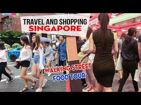 DU LỊCH SINGAPORE ▶ Trải nghiệm Thiên đường Mua sắm, đường phố, ẩm thực siêu sạch! - Thời lượng: 35 phút.