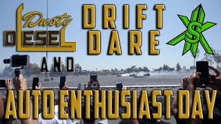 VLOG 4: Nitto Auto Enthusiast Day W/ DUsty Diesel