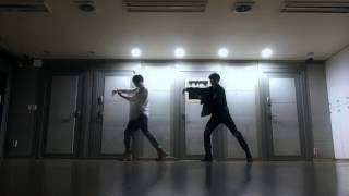 Video [CHOREOGRAPHY] BTS (방탄소년단) 정국이랑 지민이 ('Own it' choreography by Brian puspose) Dance practice MP3, 3GP, MP4, WEBM, AVI, FLV April 2019