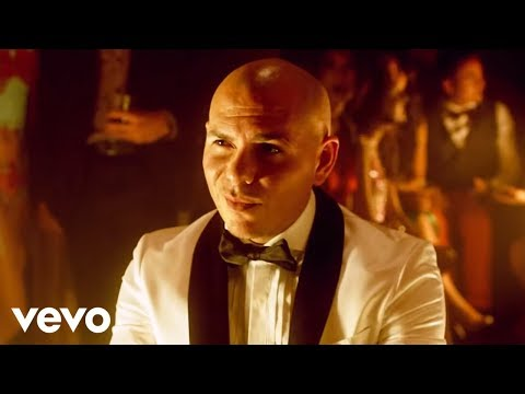Pitbull - Fireball ft. John Ryan (clip vidéo)