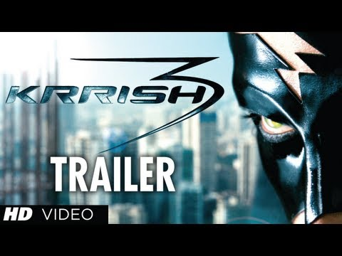 Video Krrish 3 Trailer Official (Telugu) | Hrithik Roshan, Priyanka Chopra, Vivek Oberoi download in MP3, 3GP, MP4, WEBM, AVI, FLV January 2017