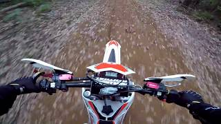 2. GUMBY DIRT RIDERS: First ride on new 2018 Beta 250RR and Xtrainer