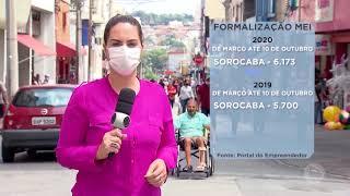 Pandemia faz crescer número de pessoas que decidiram empreender