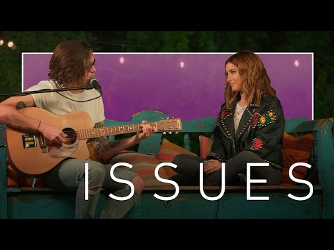 Issues Julia Michaels Cover