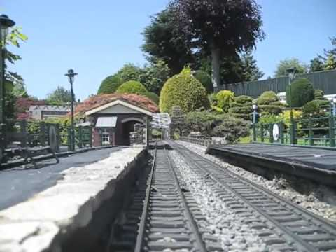 A Drivers Eye View of The Bekonscot Model Railway