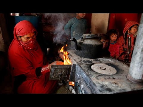 Afghanistan: 3,6 Millionen nach Dürre nahe Hungersnot