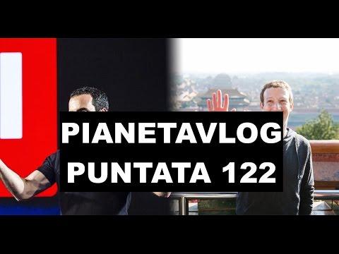 PianetaVlog 122: Hugo Barra Facebook, Xiaomi Mi6, Moto G5 Plus, P10, G6