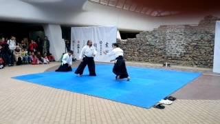 Демонстрация на Денят на японските бойни изкуства 2016