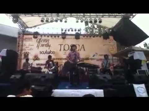 RUDYE - (Cover) Dewa19 & Bruno Mars - Cintakan Membawamu x Just The Way You Are at TOSCA2011