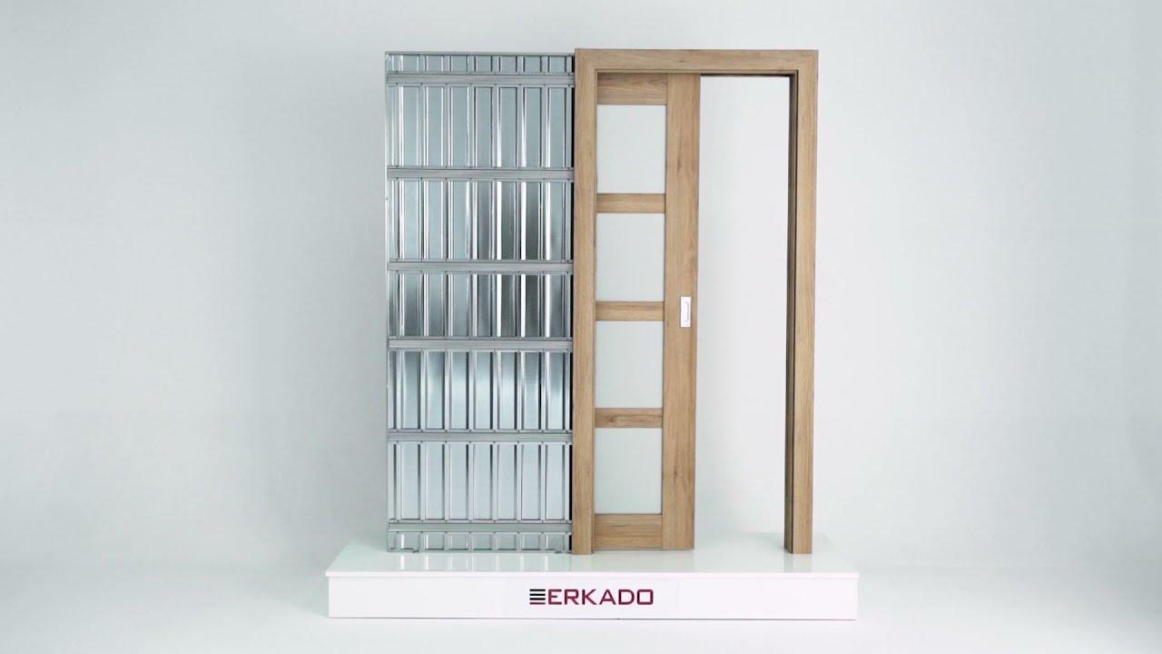Produktové video pro dveřní pouzdro ERKADO