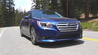 2016 Subaru Legacy   Review And Road Test