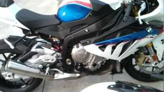 9. 2010 & 2012 BMW S1000RR walkaround