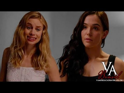 Vampire Academy: Blood Sisters - Official Teaser #1 (2014)