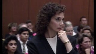 Video The Many Ways Marcia Clark Was Scrutinized During O.J. Simpson's Trial MP3, 3GP, MP4, WEBM, AVI, FLV Juni 2018