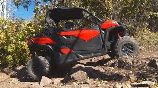 9. 2018 Can-Am Maverick 50inch Trail Review