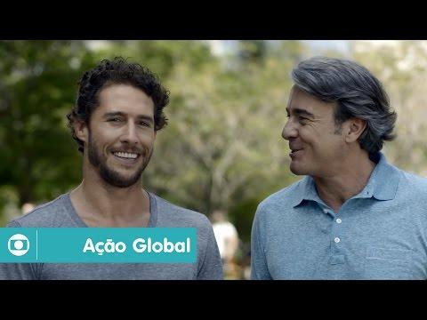 Filmes de ação completo dublado 2017 - Ação Global Nacional 2016: Flávio Canto e Alexandre Borges convidam para o evento