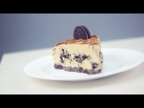 Torta helada de dulce de leche