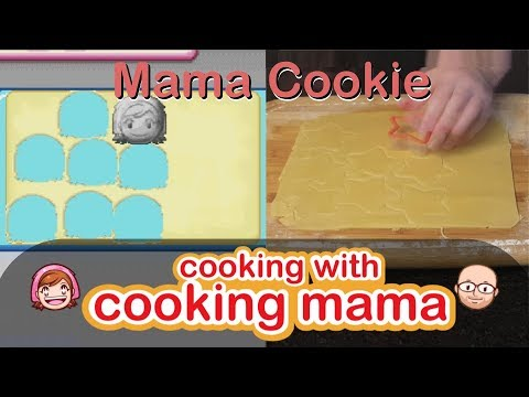 Mama Cookie | Cooking With Cooking Mama!