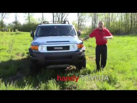 2014 Toyota FJ Cruiser Trail Team Limited Edition Review and Test Drive for John in California by JT