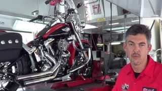 6. Cycle Solutions Inc. 2010 Harley Softail Deluxe - Stage 2 Performance Upgrade DYNO RUN (Part 3 of 3)