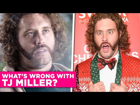 Silicon Valley Star TJ Miller Can't Stop Walking On The Edge | Rumour Juice