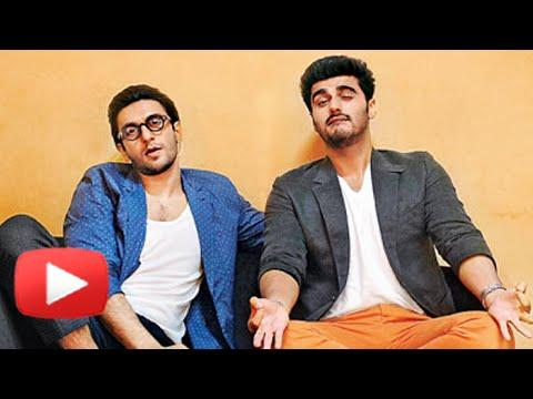 Ranveer Singh And Arjun Kapoor To Team Up Again.