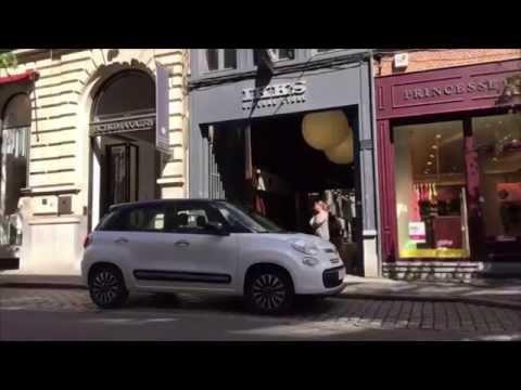 Fiat 500L by IKKS