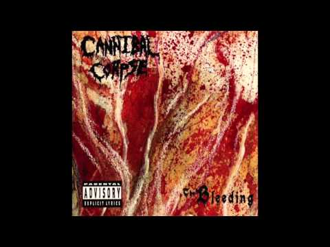 Cannibal Corpse - The Bleeding (Full Album) (Vinyl 1st Press)