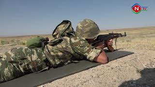 Əlahiddə Ümumqoşun Orduda gənc zabitlərlə təlim-metodiki toplantı keçirilib