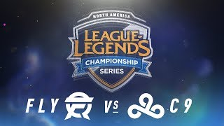 Video FLY vs. C9 - Week 4 Day 2 | NA LCS Spring Split | FlyQuest vs. Cloud9 (2018) MP3, 3GP, MP4, WEBM, AVI, FLV Juni 2018