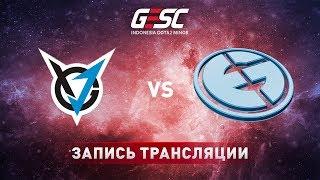 VGJ.Thunder vs Evil Geniuses, GESC Jakarta, game 2 [Adekvat]