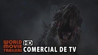 GODZILLA - Comercial de TV #2 Legendado (2014) HD
