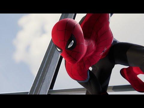 Spider-Man vs Wilson Fisk (Far From Home Suit Walkthrough) - Marvel's Spider-Man