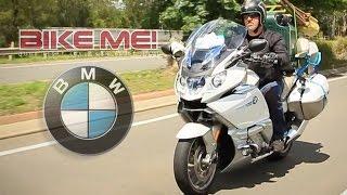 6. BMW K 1600 GTL Exclusive - BIKE ME!