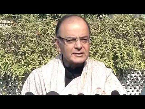 Jayanthi Natarajan letter exposes 'sadistic economy' of UPA, says Finance Minister