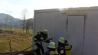 Berg im Drautal Austria  City pictures : Atemschutzübung FF-Berg im Drautal