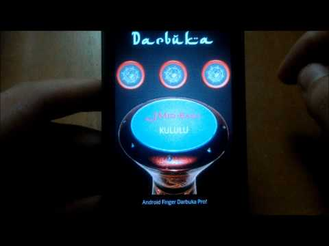 Video of Finger Darbuka Free