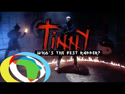 Tinny - Who's The Best Rapper (Official Music Video)