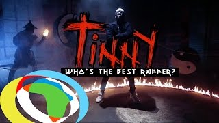 Tinny – Who's the Best Rapper (Official Video) rap music videos 2016
